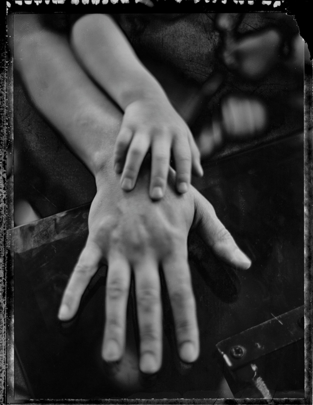 Photo of hands
