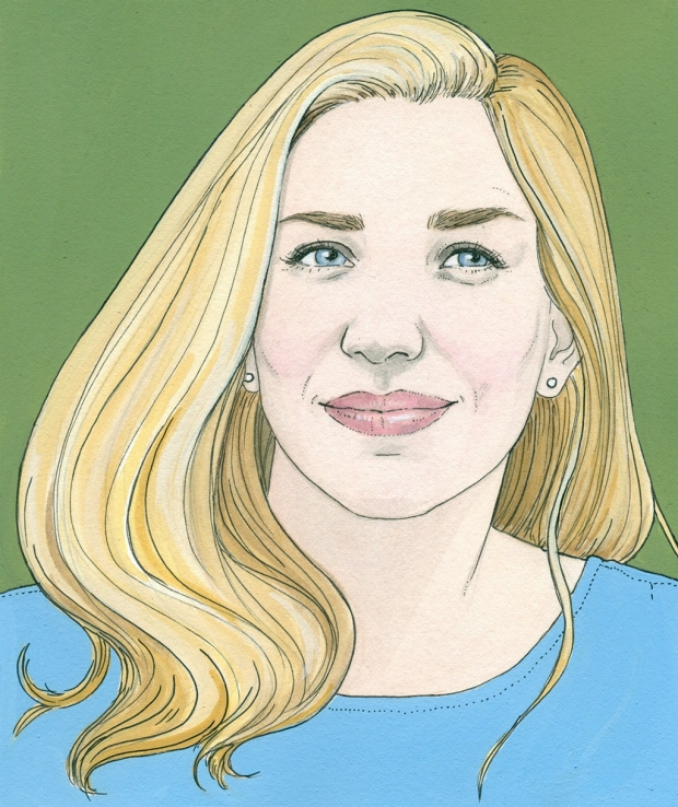Portrait of Laura Hillenbrand