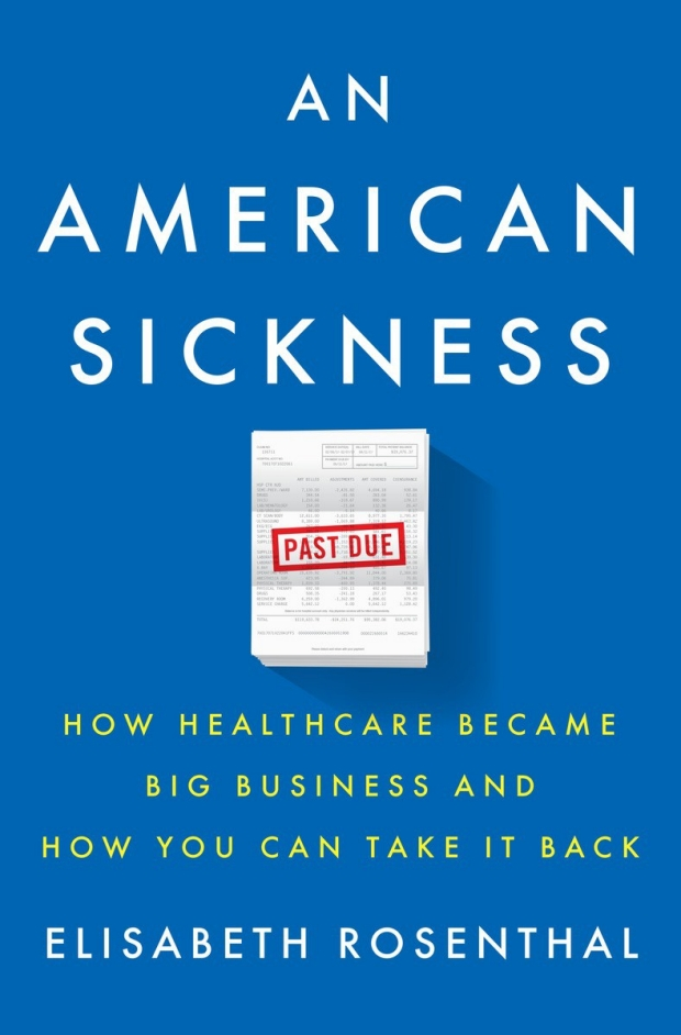 Book cover of An American Sickness