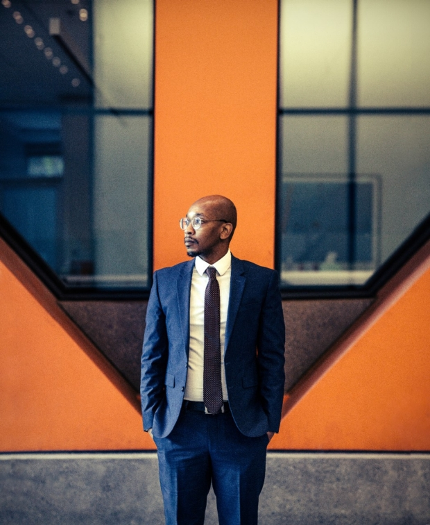 Terrance Mayes image by Timothy Archibald
