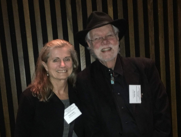Photograph of Tracie White and Ron Davis