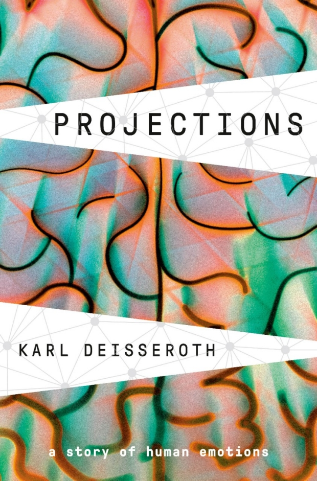 """Book cover of """"Projections: A Story of Human Emotions"""""""