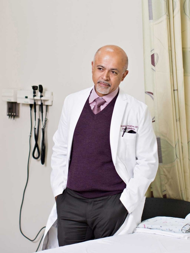 Photo of Abraham Verghese