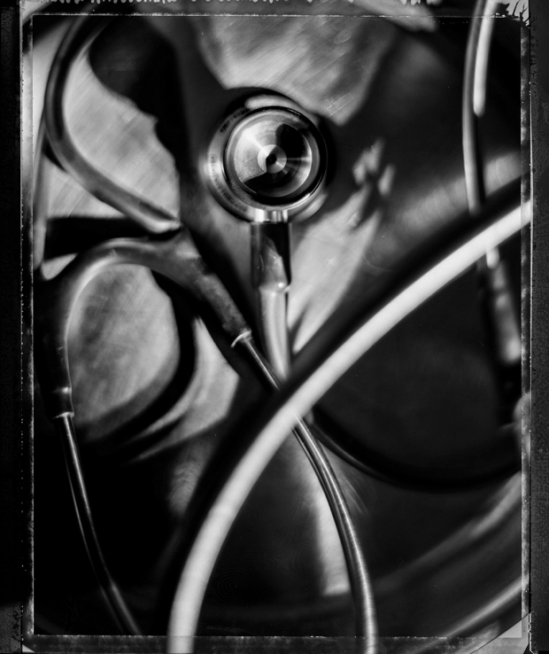 Photo of stethoscope
