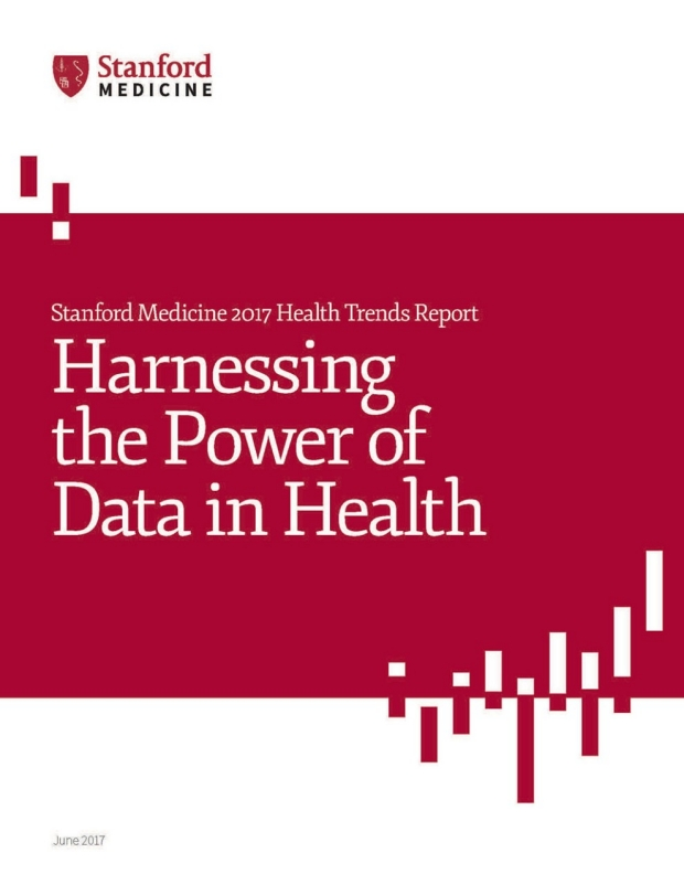 Cover of the Health Trends Report