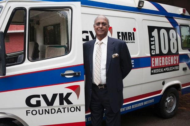 Photo of G.V.K. Reddy