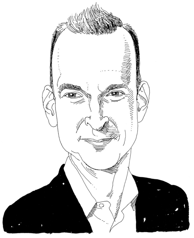 Portrait of Travis Tygart