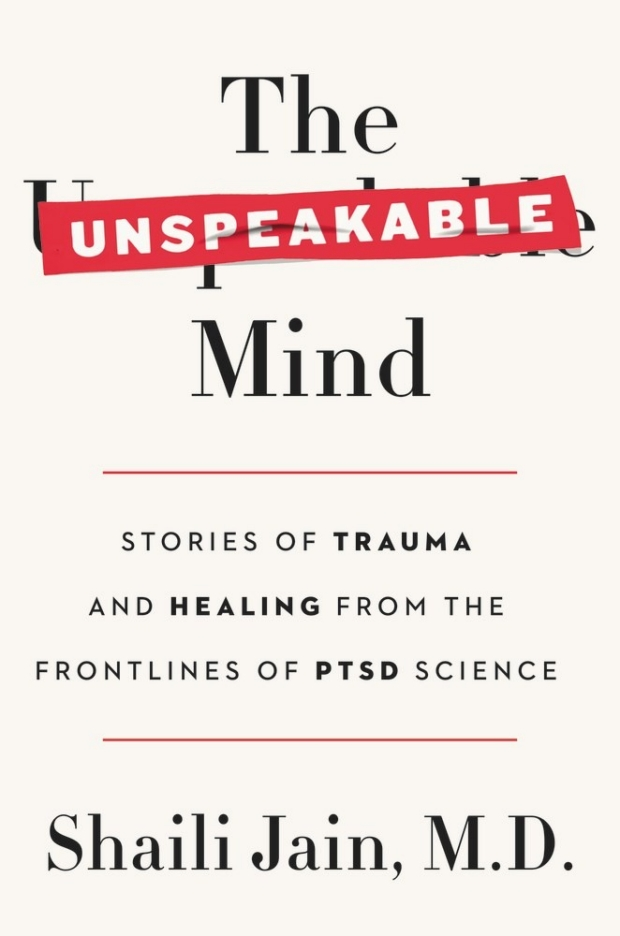 Book Jacket of The Unspeakable Mind