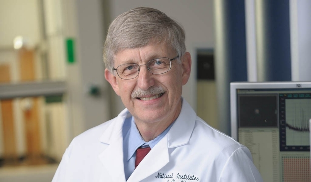 A conversation with NIH director Francis Collins